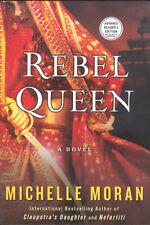 Rebel Queen Michelle Moran Book Advance Reader's Edition ARE
