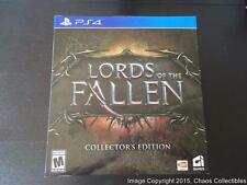 Lords of the Fallen - Limited Collector's Edition (PS4) NEW SEALED NIB