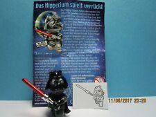 Das Hipperium spielt Verrückt Dark Laser Black Edition + BPZ 100% Ori. Star Wars