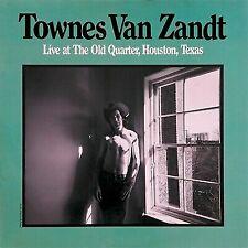 Townes Van Zandt - Live at the Old Quarter [New Vinyl] 180 Gram