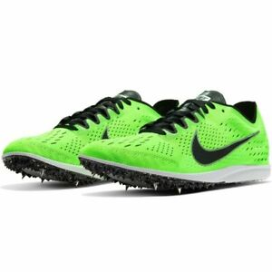 New $125 Nike Zoom Matumbo 3 Track Spikes 835995-300 Electric Green Sz 10 EUR 44