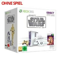 Microsoft Xbox 360 - Konsole Slim 320GB #Star Wars Edition ohne Spiel mit OVP