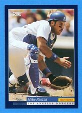 1994 Score Mike Piazza Los Angeles Dodgers #476 Baseball Card