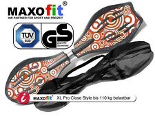 "Waveboard MAXOfit XL Pro Close Style ""Bruno"" 110 kg"