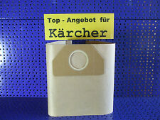 15 Staubsaugerbeutel geeignet für Kärcher A 2656 X  Plus, 2676 X