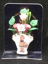 Vase & Flower Porcelain 1.905/0 miniature dollhouse furniture 1/12 scale Reutter