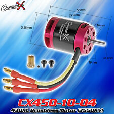 CopterX CX450-10-04 430XL Brushless Motor 3550Kv for Align Trex T-rex 450 Heli