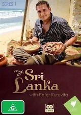 My Sri Lanka With Peter Kuruvita : Series 1 (DVD, 2011, 2-Disc Set) Brand New