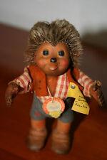 Steiff Macki Bub • KFS 8712,70 • 12 cm • 1959-67 • Hedgehog • Hérisson