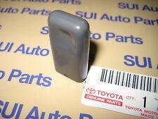 Toyota Pickup Truck 4Runner Interior Door Lock Pull Knob Handle  1989-1995  Gray