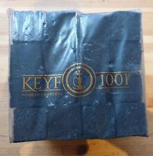 KEYF 1001 Shisha Kohle Kokos Kohle  Natur 1 kg  Hookah charcoal Kokosnuss KEYF