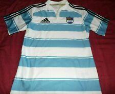 Maillot De Rugby De L'Argentine Pumas Saison 2010/2011 Taille M