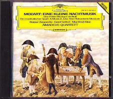 Amadeus-Quartetto Mozart una piccola notte musica k.525 un divertimento musicale CD