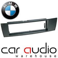 BMW Z4 2003 - 2008 E85, E86 Car Stereo Radio Single Din Fascia Facia Panel Black