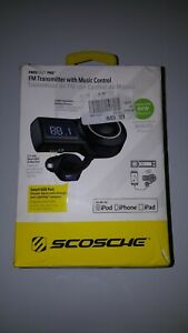 Scoshe FM Transmitter with Music Control FMTD9/ not a bluetooth device!