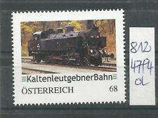 """Österreich PM personalisierte Marke Eisenbahn """"Kaltenleutgebner Bahn 4""""  **"""