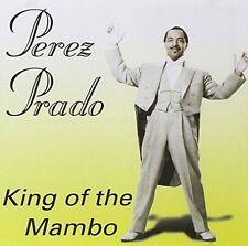 P'REZ PRADO - KING OF THE MAMBO [HALLMARK] NEW CD