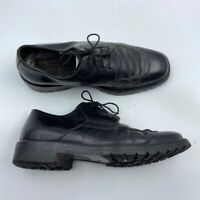 To Boot New York Mens Dress Shoes Black Round Toe Lace Up Oxfords 11 EU 45