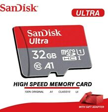 Original Micro SD Card Memory Card SanDisk Ultra 32GB
