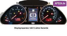 AUDI A6 4F TFT Display schwarz  Tacho Kombiinstrument Reparatur FIS Display etc
