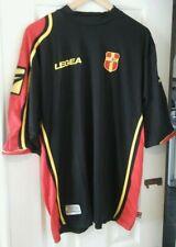 Messina Legea Black 3rd Shirt 2007/2008 Season.  Size UK XL (EUXXL).