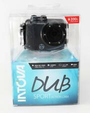 Intova DUB Waterproof Hi-Res 8MP/1080p Photo and Video Action Camera I-DUB Grey
