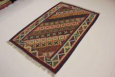en exclusivité nomades Kelim pièce unique tapis persan d'Orient 2,62 x 1,69