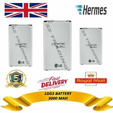 100% Genuine New LG BL-53YH Battery Replacement 3000mAh 3.8V For LG G3 D855 2019