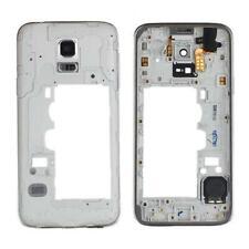 CORNICE CENTRALE per Samsung G800 G800F Galaxy S5 Mini middle plate FRAME TASTO