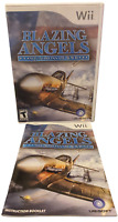 Blazing Angels Squadrons of WWII Nintendo Wii Game