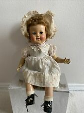 American Character Chuckles Doll 1950's