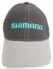 New Shimano Adjustable Cap Hook & Loop Padded Sweatband Black AHAT200BK