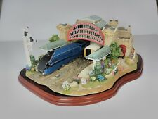 "LILLIPUT LANE.""The Mallard- Record Breaker"". York Station Boxed with deeds"
