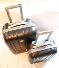 Trolley 2er Set - 4 Rollen - Reise-Koffer-Set - Hartschale