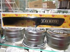 Layrite Spezial Pomade Kamm !!!!  Neue Form Top !!!