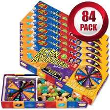 84 Pack BEAN BOOZLED Spinner Game 3.5oz by Jelly Belly ~ Candy Challange
