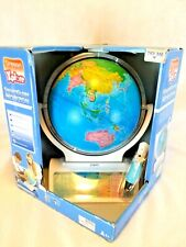 NEW Oregon Scientific Smart Globe Discovery Educational World Geography Kids