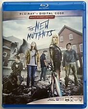 MARVEL THE NEW MUTANTS BLU RAY FREE WORLD WIDE SHIPPING MULTI-SCREEN EDITION BUY