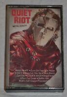 Quiet Riot Metal Health Cassette Tape