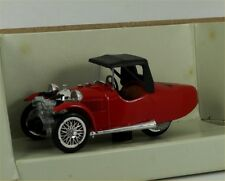 Brumm 1929 Darmont Sport Cyclecar closed in red R4/R004. Excellent Boxed