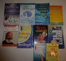 10 Lot Mind,Body Healing,Andrew Weil,Sylvia Browne,Ken Keys,Betty Eadie,Goodmat1