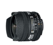 Kamera-Fischaugenobjektive mit Angebotspaket für Nikon