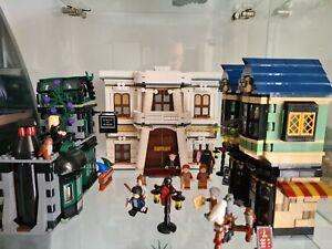 Lego Harry Potter 10217 - DIAGON ALLEY Le Chemin de Traverse - 10217