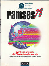 Ramses 98  Synthèse annuelle de l'évolution du monde - Economie - Stratégies