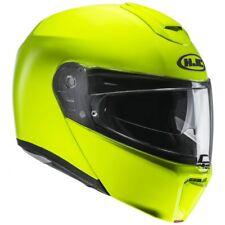 Casco Helm Casque Helmet HJC RPHA 90 GIALLO FLUO GREEN 2018 Taglia XXL