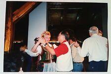 Vintage Photography PHOTO TRADITIONAL GERMAN DINNER BAVARIAN GIRLS DANCE W/ TOUR