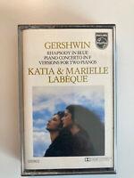 Gershwin - Katia & Marielle Labeque* – Rhapsody In Blue • Piano Concerto In F