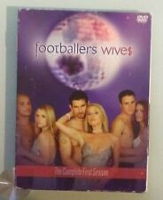 FOOTBALLERS WIVES  the complete first season one 1  DVD