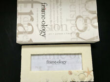 1997 United Design frame-ology photo picture frame SEASIDE PANORAMA FF103703 NEW