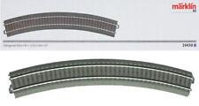 Märklin 24430 H0 - gebogenes Gleis R4 579mm, 30° NEU